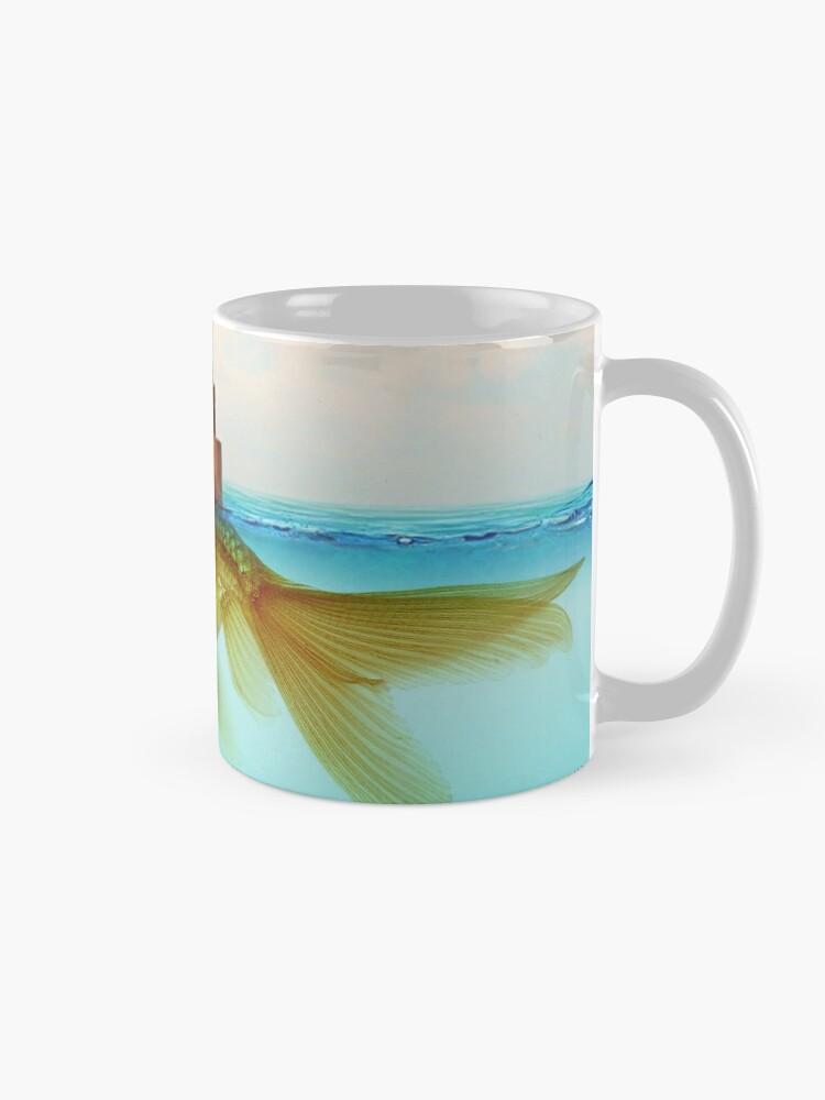 Goldfish Castle Island | Mug