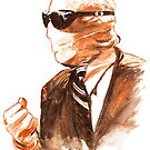 Invisible Man by Beau Singer