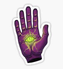 Open Hand Sticker