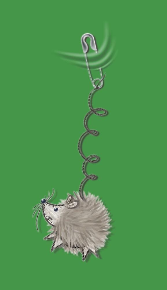 Hedgehog swing by Sunflow