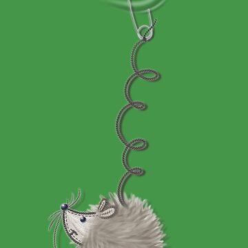 Hedgehog swing by Sunflow