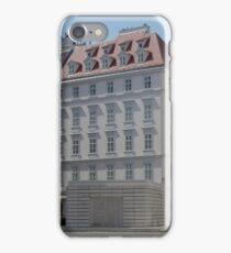 Judenplatz, Wien Österreich iPhone Case/Skin