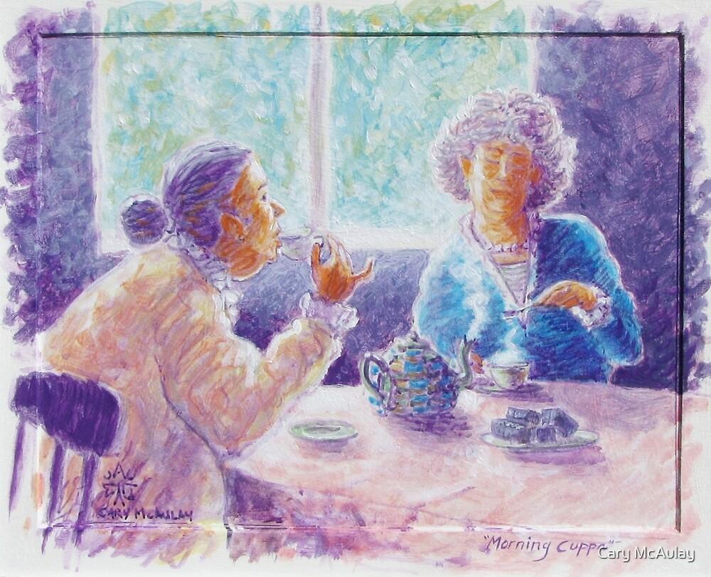 Morning Cuppa by Cary McAulay