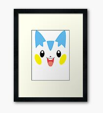 Pokemon - Pachirisu Framed Print