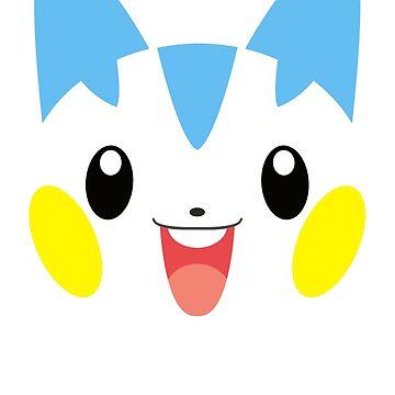Pokemon - Pachirisu by zefiru