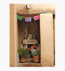 Mesilla Mary Photographic Print