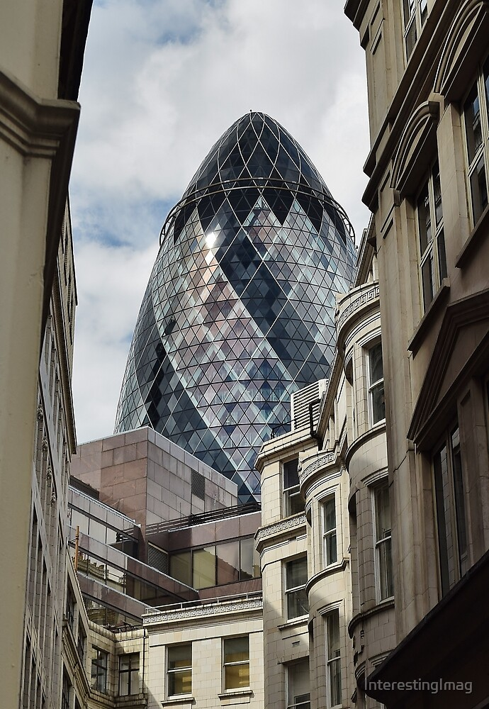 The Gherkin - London by InterestingImag