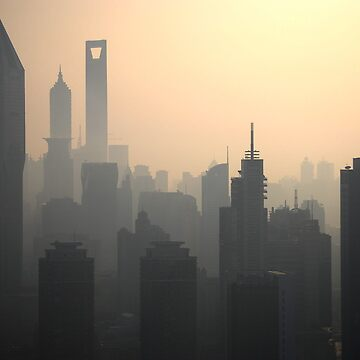 Shanghai Morning by Jeffsf1019