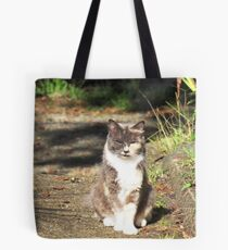 Mother Cat Tote Bag