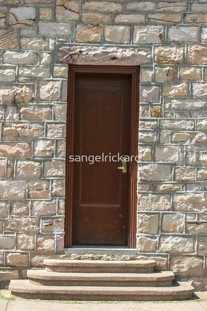 Red Door by sangelrickard
