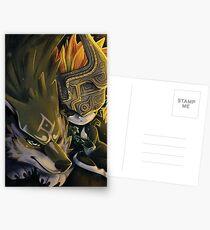 Twilight Nickerchen Postkarten
