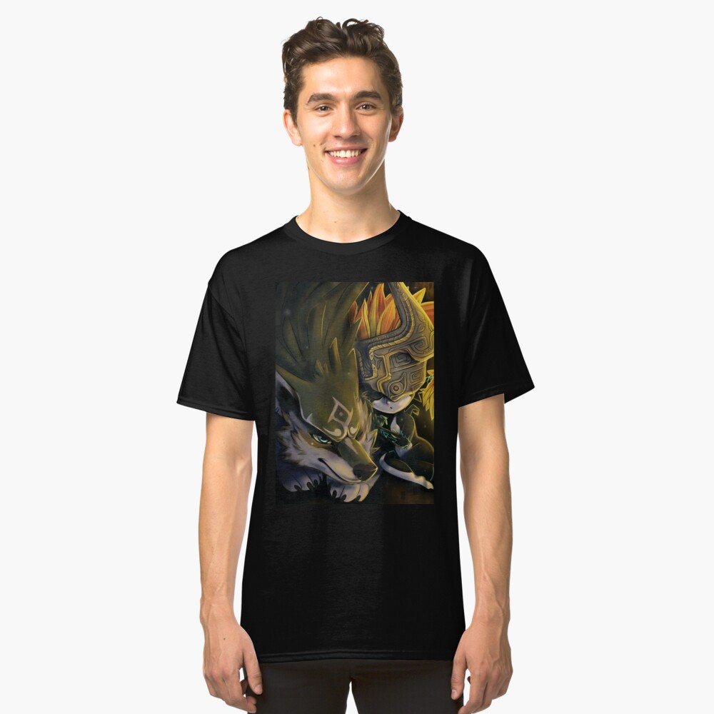 Siesta Crepúsculo Camiseta clásica