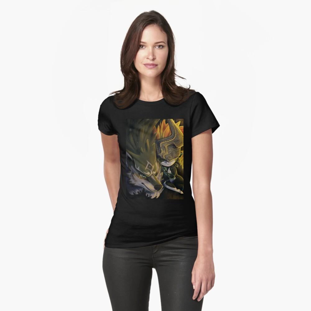 Siesta Crepúsculo Camiseta entallada