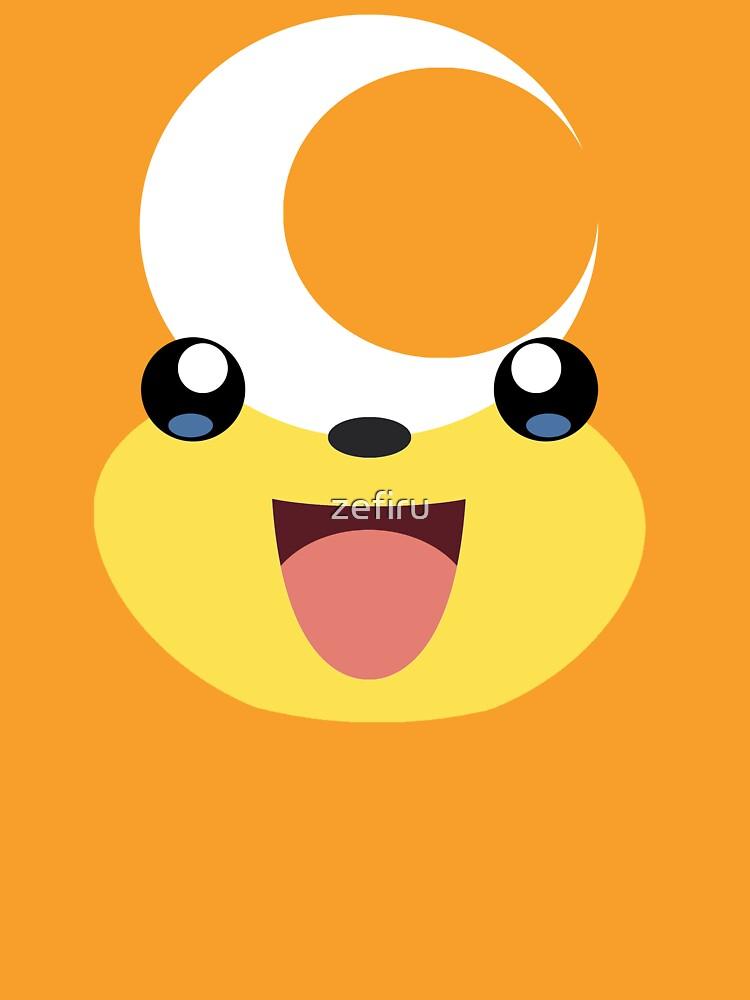 Pokemon - Teddiursa / Himeguma by zefiru