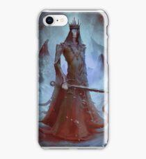 Lich King White Walker Ringwraith iPhone Case/Skin