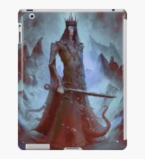 Lich King White Walker Ringwraith iPad Case/Skin