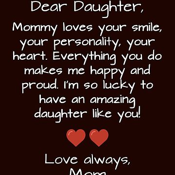 I Love My Daughters
