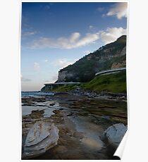 Bridge View - The Sea Cliff Bridge Australia Poster