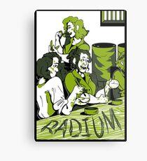 Radium Girls Metallbild