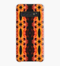 Face Painted. Case/Skin for Samsung Galaxy