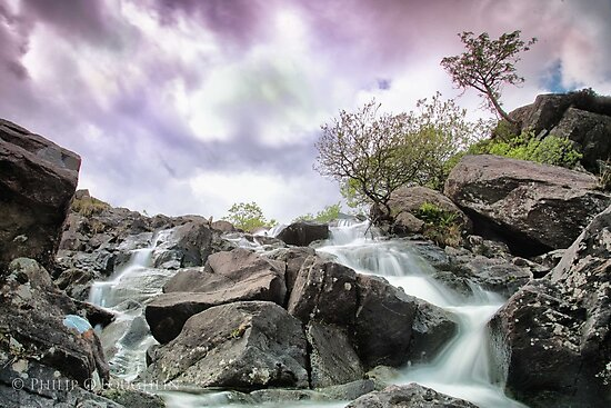 Ogwen River by Philip65