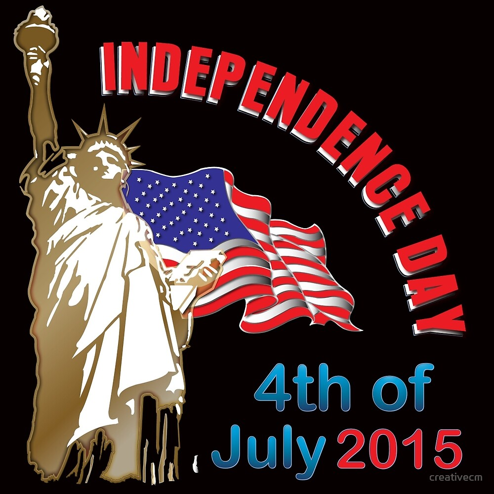 independence day, 4th of july by creativecm