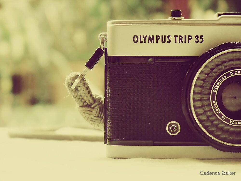 olympus trip 35.... by Dorothea Baker