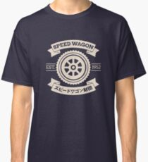 SPW - Speed ​​Wagon Foundation [Creme] Classic T-Shirt