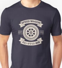 SPW - Speed Wagon Foundation [Cream] Unisex T-Shirt