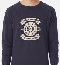 Sudadera ligera SPW - Speed ​​Wagon Foundation [Crema]