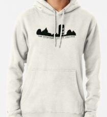 The Evergreen State College Clock Tower Hoodie