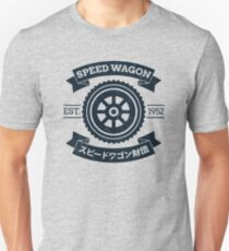 SPW - Speed Wagon Foundation [Navy] Unisex T-Shirt