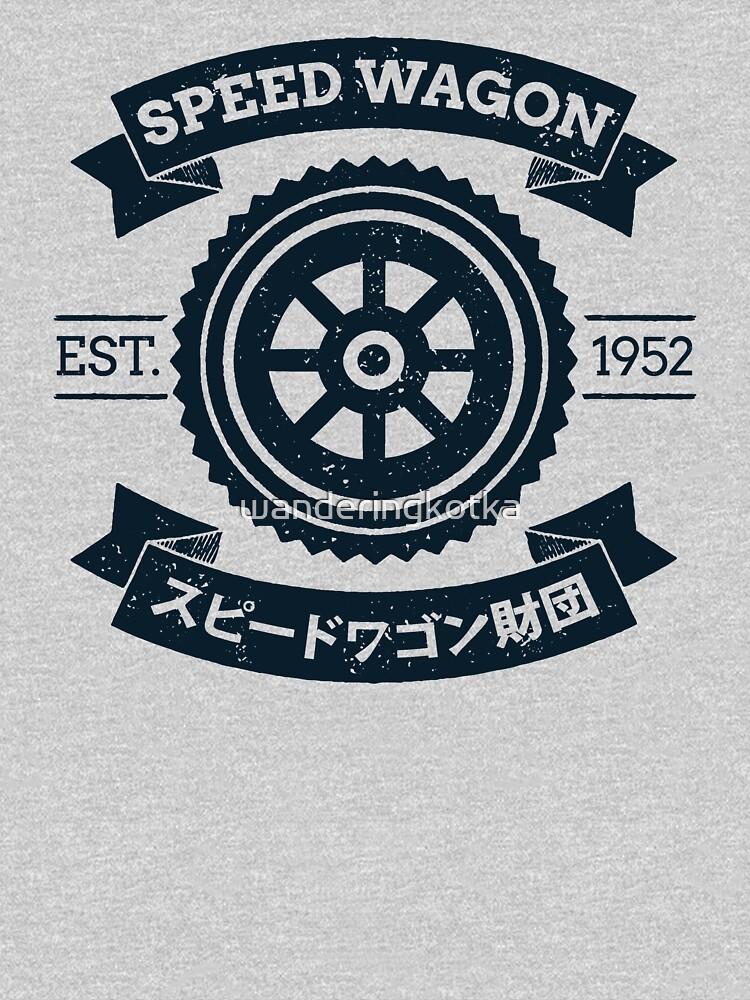 SPW - Speed Wagon Foundation [Marina] de wanderingkotka