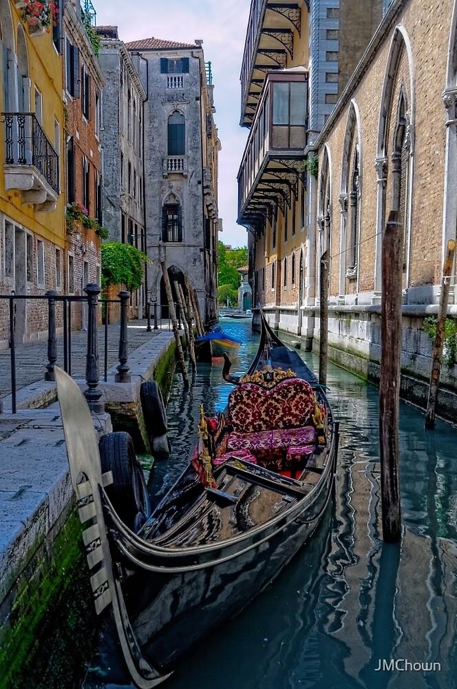 Venetian Gondola by JMChown