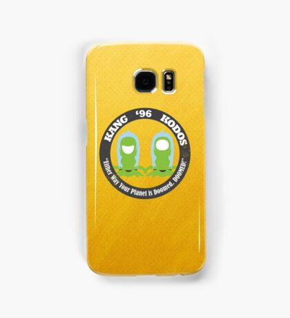 Vote Kang - Kodos '96 — Sticker Samsung Galaxy Case/Skin