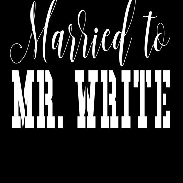Married To Mr Write by cnkna