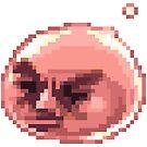 WTF Poring - Pixel by Bumcchi