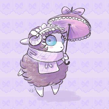 Animal Crossing - Muffy by twistylemons