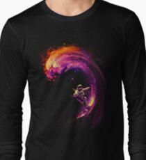 Camiseta de manga larga Navegación espacial