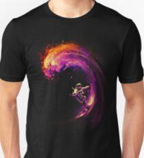 Space Surfing Unisex T-Shirt