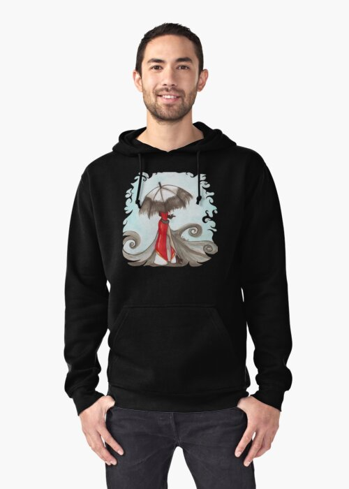 Taking a Stroll Shirt by Vestque