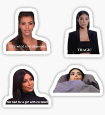 kim Kardashian Sticker