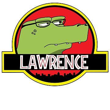 Lawrence JP Logo by HammerOfAsgard