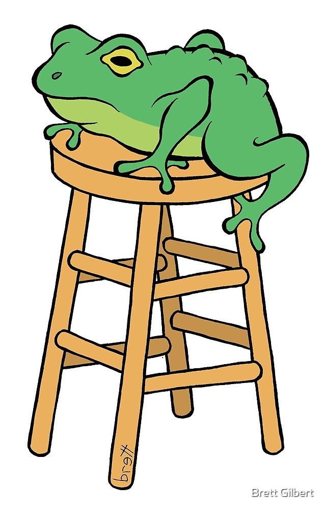 Toad Stool by Brett Gilbert