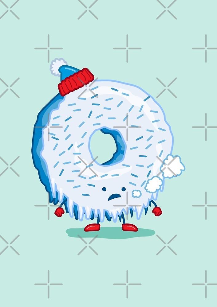 The Frigid Donut by nickv47