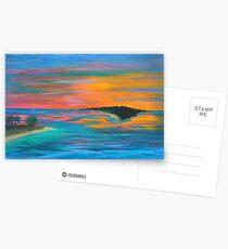 Magic Hour 7 - Tierra Verde Postcards