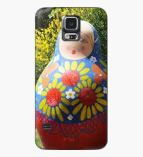 Giant Babushka doll Case/Skin for Samsung Galaxy