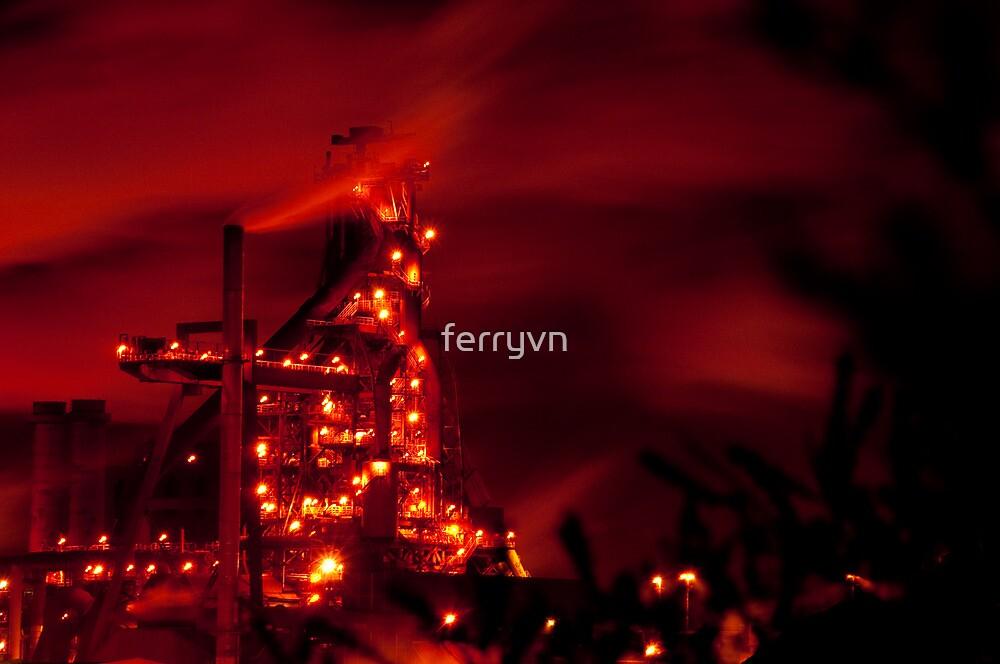 Tons of Steel by ferryvn