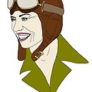 Aviatrix series - Col. Jackie Cochran by CopperCatkin