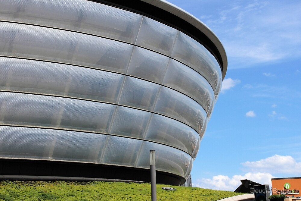 The Hydro Glasgow 2 by Dougie Badger